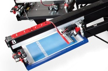 Screen Printing Press Tuff Freedom