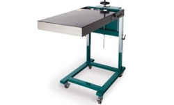 Screen Printing Press Flash Cure Unit