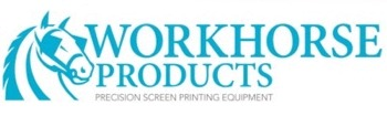 Workhorse Products Screen Printing Equipment Logo